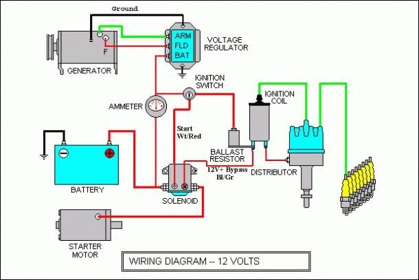 Car Ac Wiring Diagram