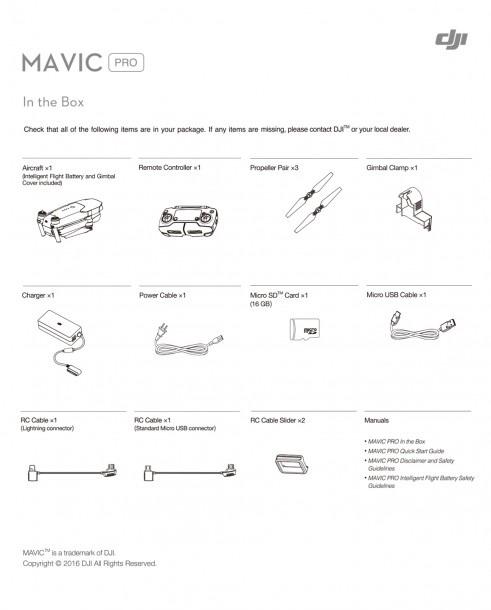 Buy Dji Mavic Pro Drone With 4k Hd Camera Today At Dronenerds Cp