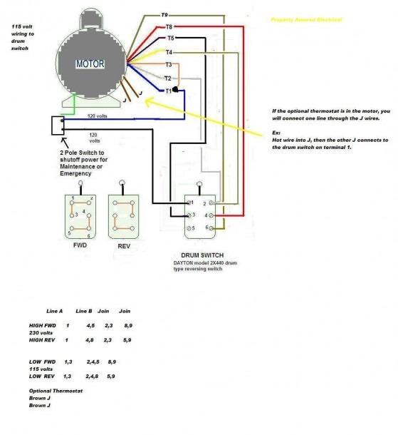 208v Plug Wiring Diagram