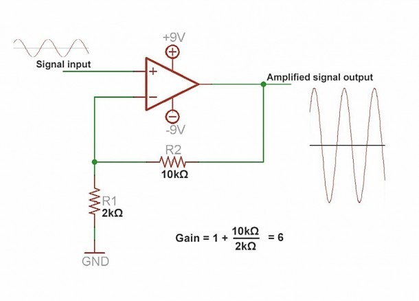 What Is An Op Amp  Operational Amplifier Tutorial Super Spy