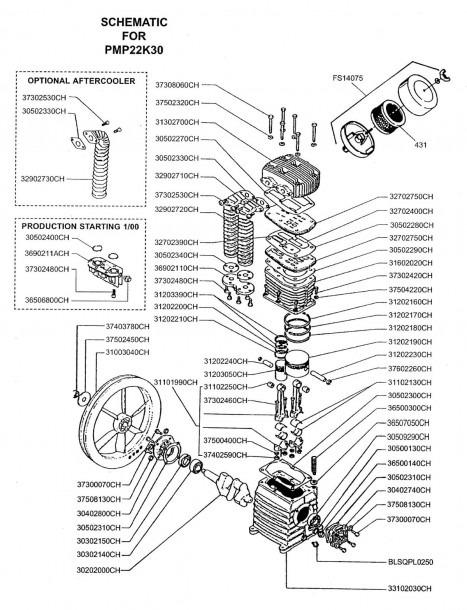 Hot Tub Parts Diagram