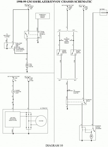 Dump Trailer Wiring Diagram