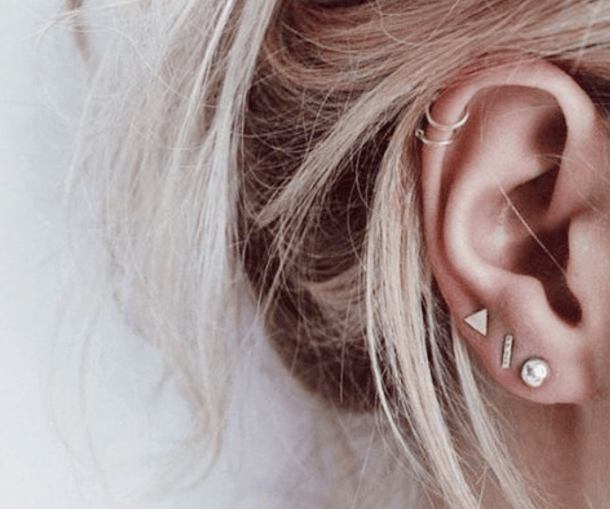 Different Types Of Ear Piercings – The Complete List