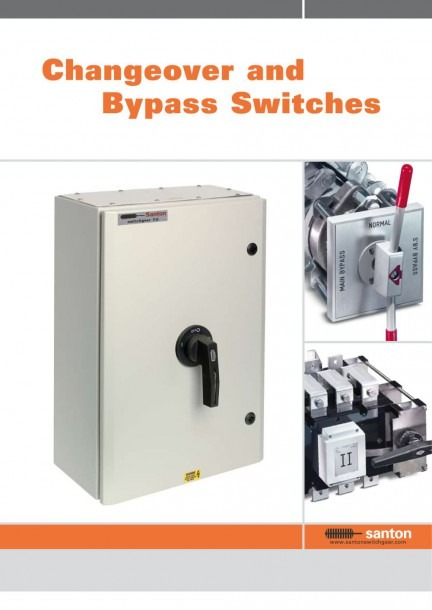 Changeover And Bypass Switches