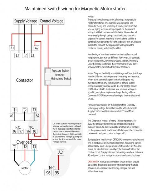 Eaton 3 Phase Starter Wiring Diagram