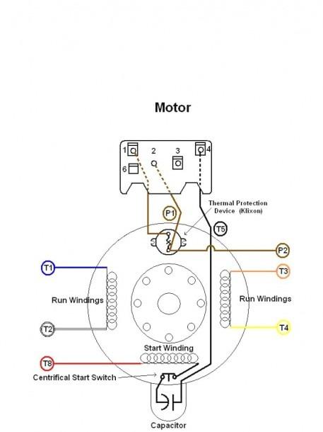 wagner motor wiring diagram wiring diagrams Xlerator Hand Dryer Wiring Diagram