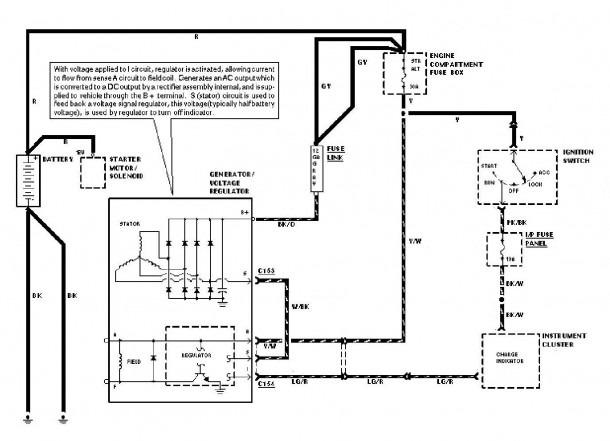 Delco Remy Alternator Wiring Diagram from www.mikrora.com