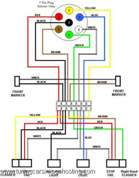 7way Trailer Wiring Diagram