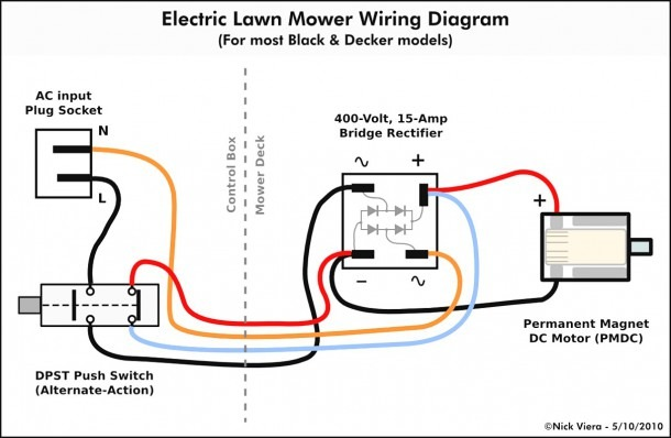 A Double Schematic Wiring