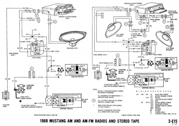 94 Mustang Wiring Diagrams