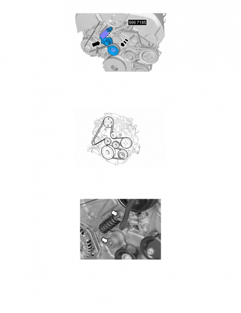 Serpentine Belt Routing Diagram For B8444s 4 4 V8 Engine