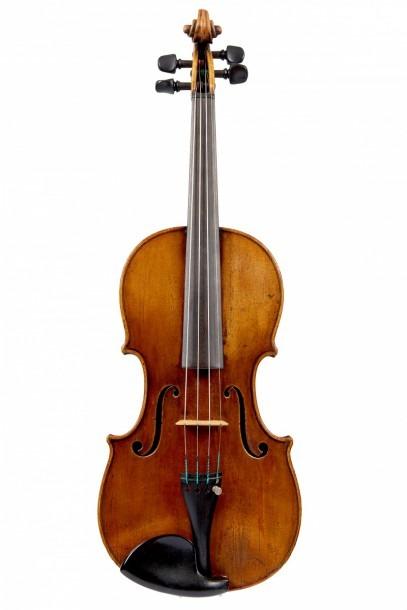 A German Violin, Probably By Franz Geissenhof, Vienna Circa 1810