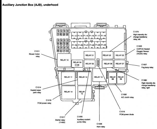 2002 Lincoln Ls 3 9l Engine Diagram