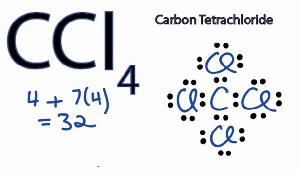 Electron Dot Diagram For Carbon Beautiful Ccl4 Lewis Structure How