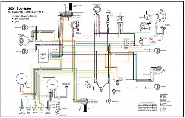 Harley Softail Turn Signal Wiring Diagram 1988. 1988 Yamaha ... on