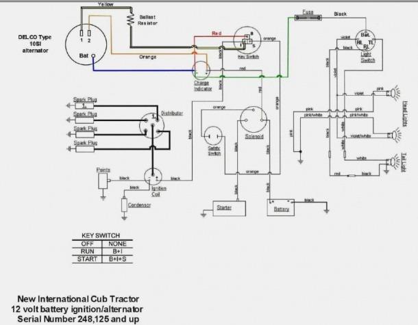 Farmall Wiring Harness Diagram
