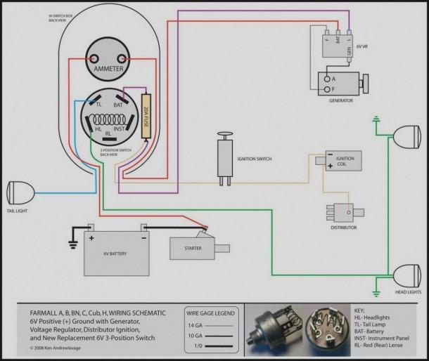 Farmall B Parts Diagram