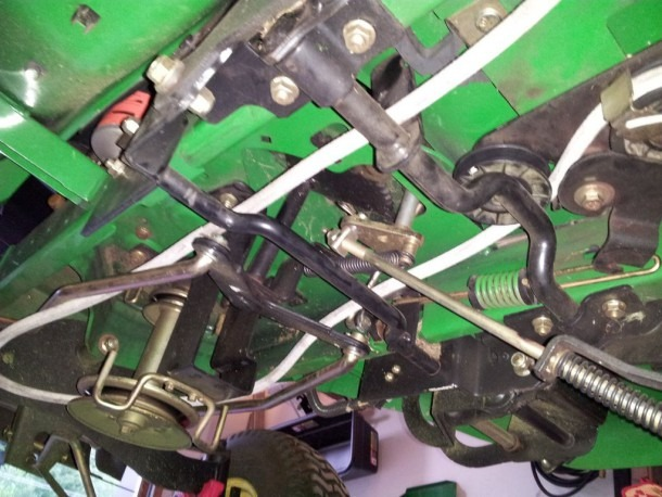How To Change The Traction Belt On A John Deere Lt155  8 Steps