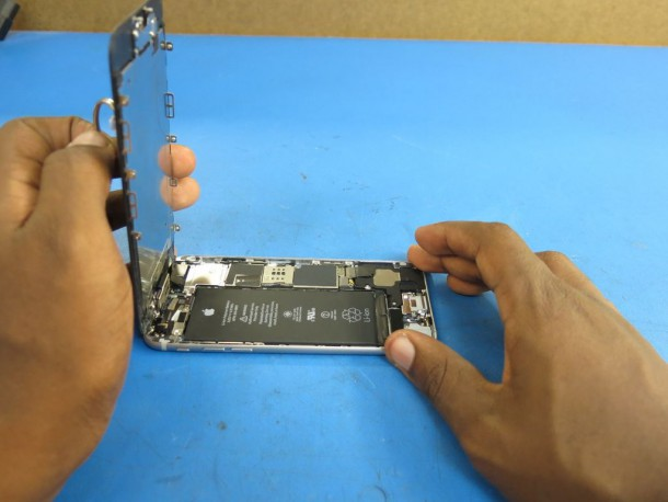 Iphone 6 Screen Replacement  30 Steps