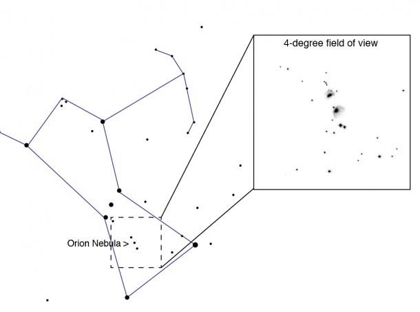 Orion Nebula, Nursery Of Infant Stars