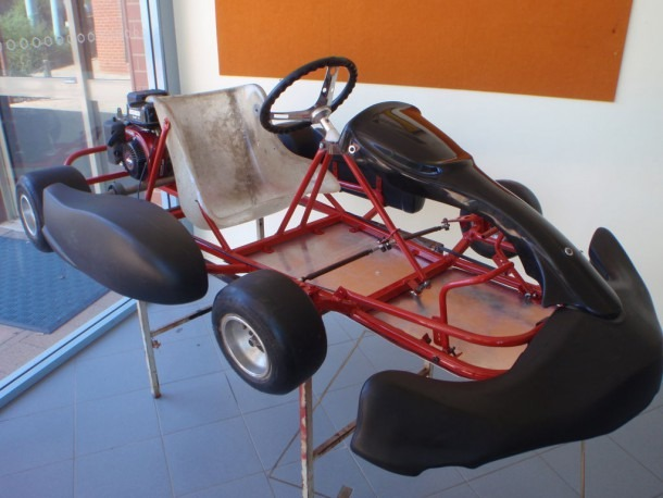 How To Design And Build A Go Kart   26 Steps (with Pictures)