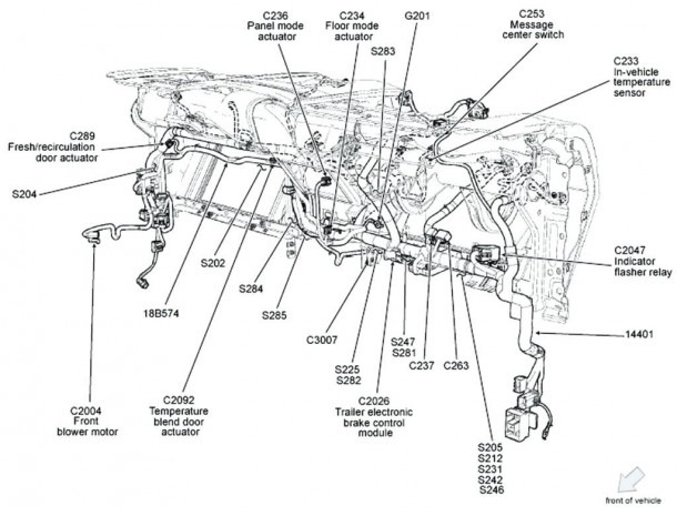 5 4 Liter Engine Firing Order Diagram