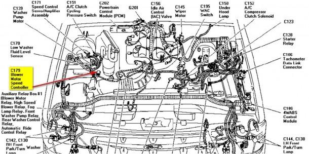 E350 Engine Diagram