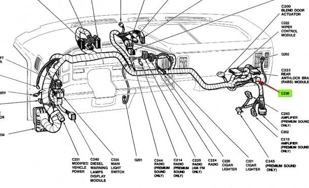 Ford E350 Parts Diagram Diagram Ford E 350 Parts Diagram
