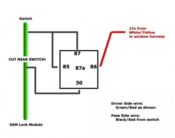 5 Pin Relay Purpose