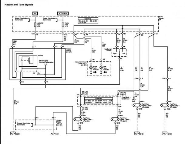 Saturn Vue Parts Diagram