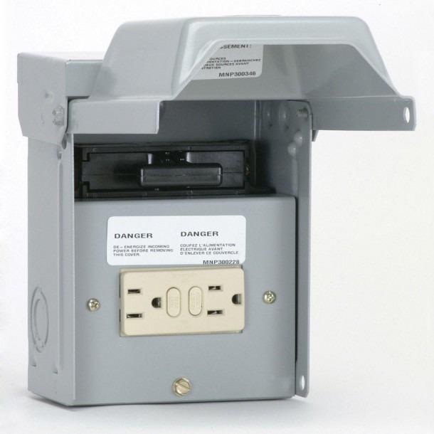 Ge 60 Amp 240