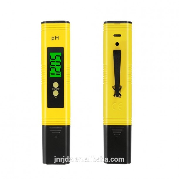 Good Quality Online Ph Meter Digital Diagram For Milk