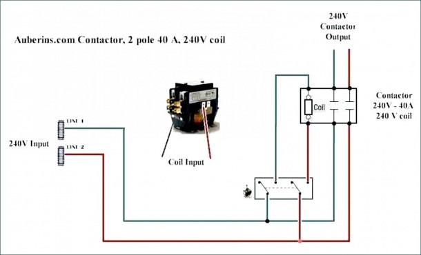 Wiring Up A Contactor