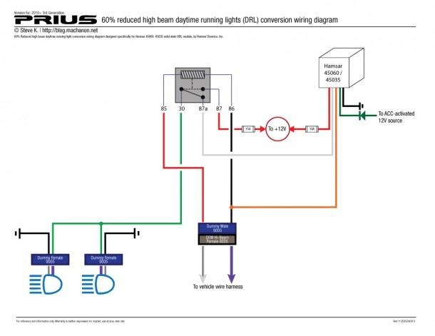 Drl Wiring Diagram  U2013 Best Diagram Collection