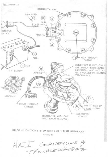 Dist Wiring Diagram Chevy