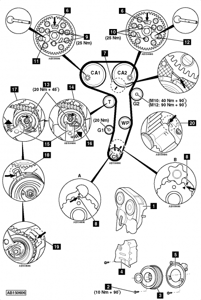 Vw Cc Belt Diagram