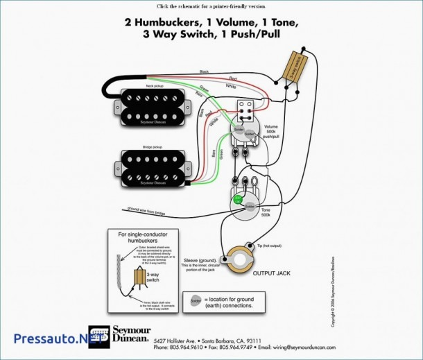Duncan Meter Wiring Diagram