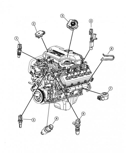 Dodge 3 3 Engine Diagram