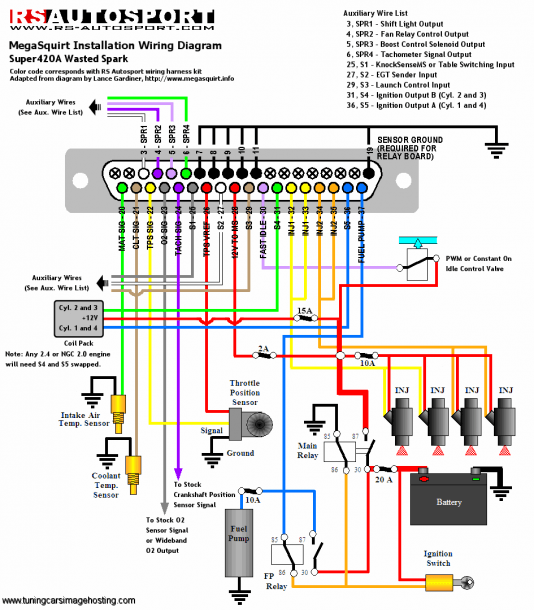 1998 Acura Integra Radio Wiring Diagram
