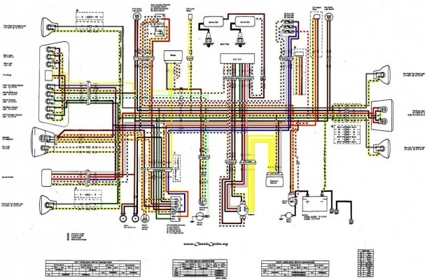Kawasaki 250 Ltd Wiring Diagram | Wiring Diagram 5 pin cdi wiring diagram Wiring Diagram