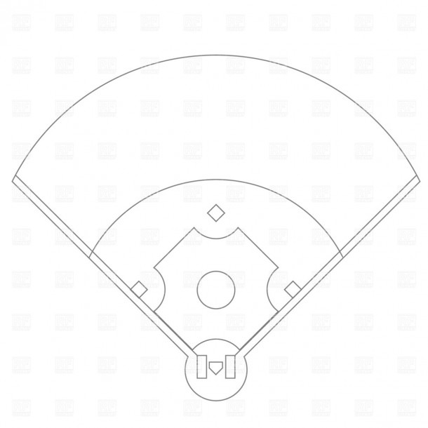 Free Baseball Diamond, Download Free Clip Art, Free Clip Art On