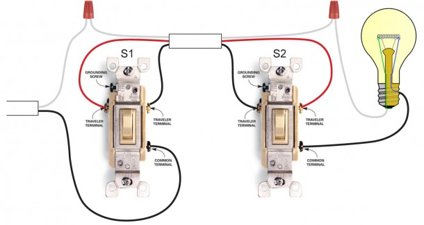 Leviton 3 Way Switch Light Wiring Diagram Just Another For Dimmer