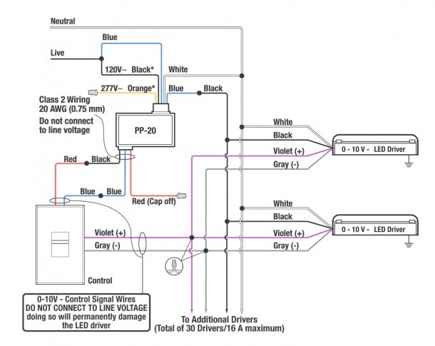0 10 Volt Dimming Wiring Diagram  Volt Dimmer Wiring Diagram on dimmer switch installation diagram, how a dimmer switch diagram, dimmer circuit diagram, 3 way dimmer switch diagram,