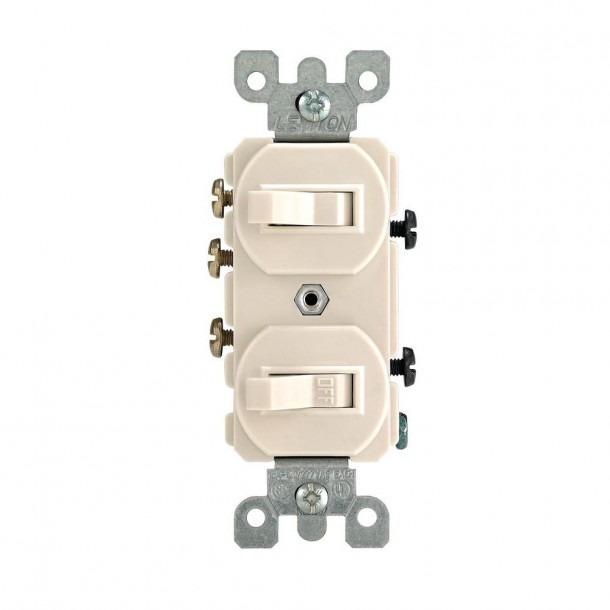 Leviton Double 3 Way Switch Wiring Diagram