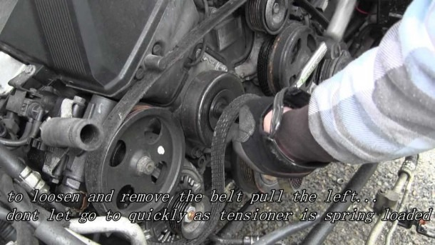How To Change Your Serpentine Belt
