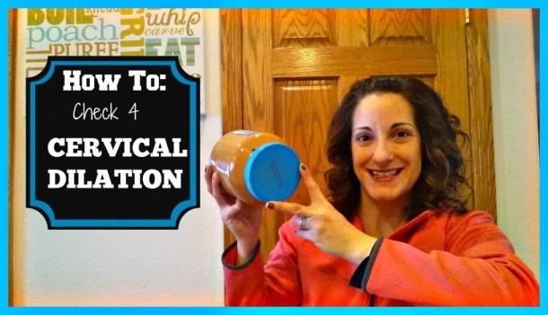 How To Check Cervical Dilation + Vaginal Exam