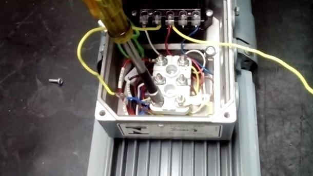 Conexión Service Sew Eurodrive
