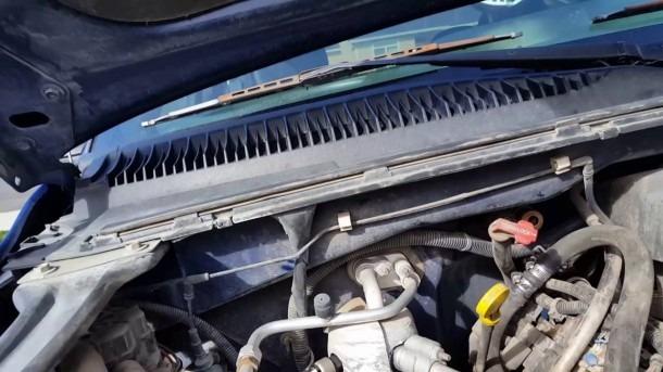 2000 Chevy Silverado Heater Hose Disconnect