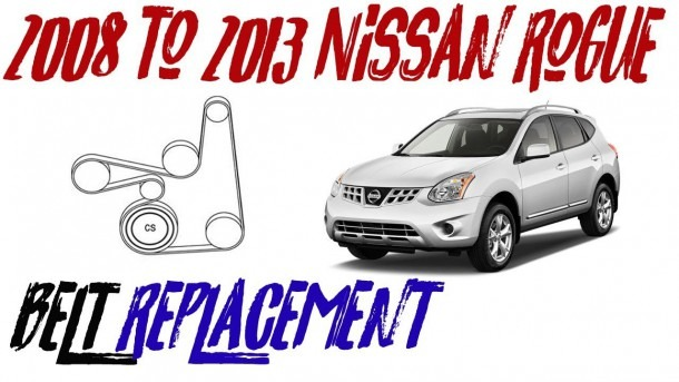 2013 Nissan Rogue Parts Diagram