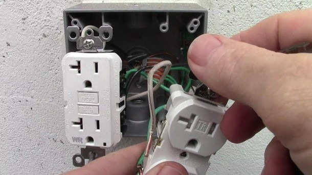 Quad Receptacle Wiring Diagram
